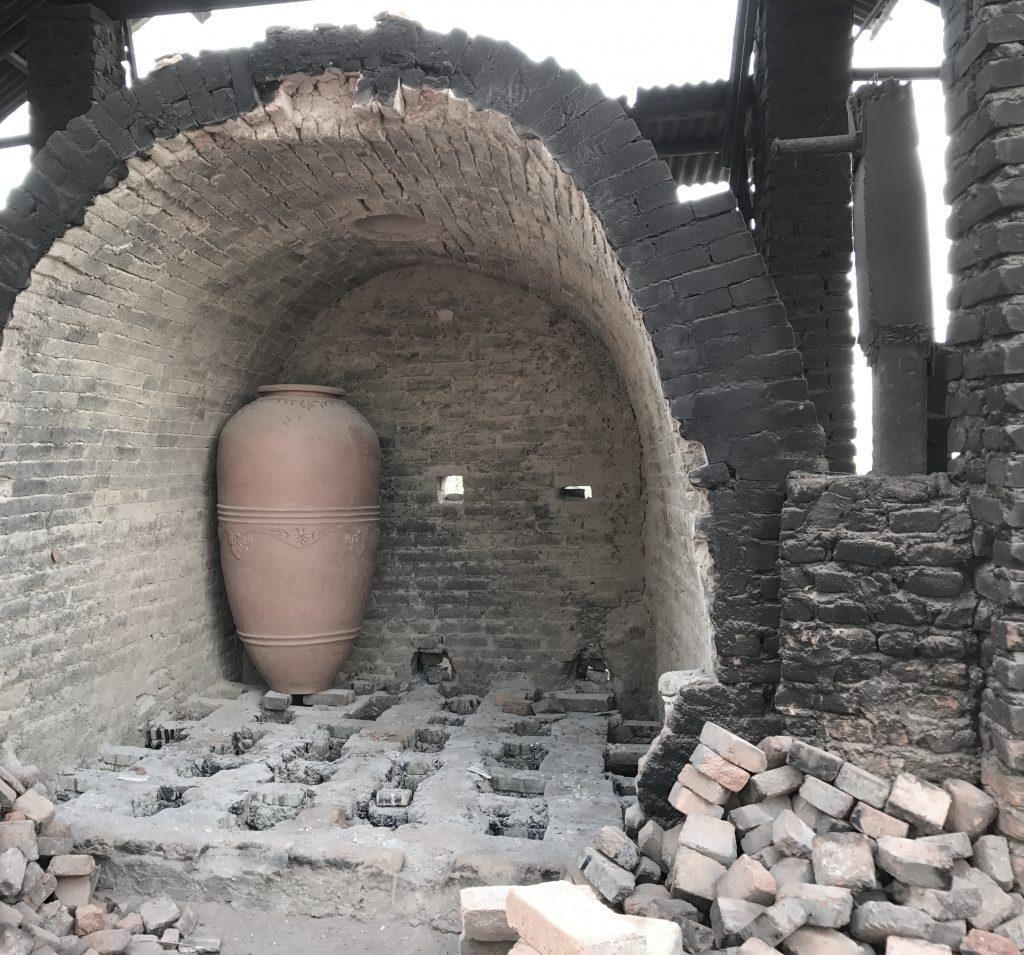 Potte ovn