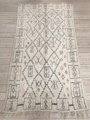 BENI OUARAIN MAMOUSHA VINTAGE - ASHWAG 276 x 148