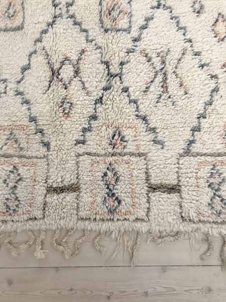 BENI OUARAIN MAMOUSHA VINTAGE - ASHWAG 276 x 148 detail 1