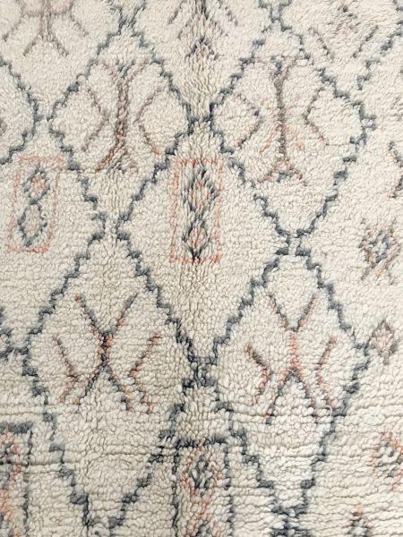 BENI OUARAIN MAMOUSHA VINTAGE - ASHWAG 276 x 148 detail 3