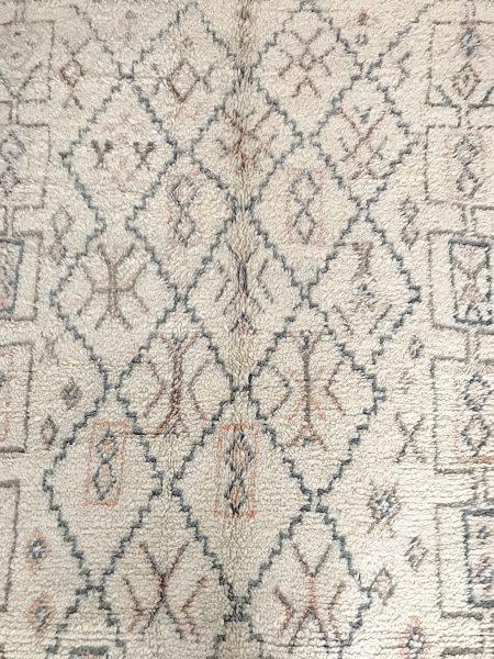 BENI OUARAIN MAMOUSHA VINTAGE - ASHWAG 276 x 148 detail 5