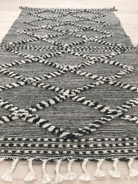 KELIM ZANAFI - NAWRA 154 x 100 detail 1
