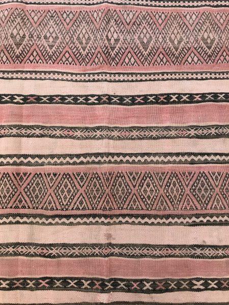 KELIM VINTAGE - JALILA 270 x 155 detail 2
