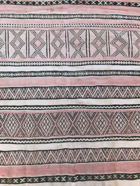 KELIM VINTAGE - JALILA 270 x 155 detail 3