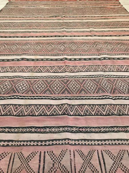 KELIM VINTAGE - JALILA 270 x 155 detail 4